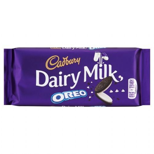 Cadbury Dairy Milk Oreo 120g Bar (UK)